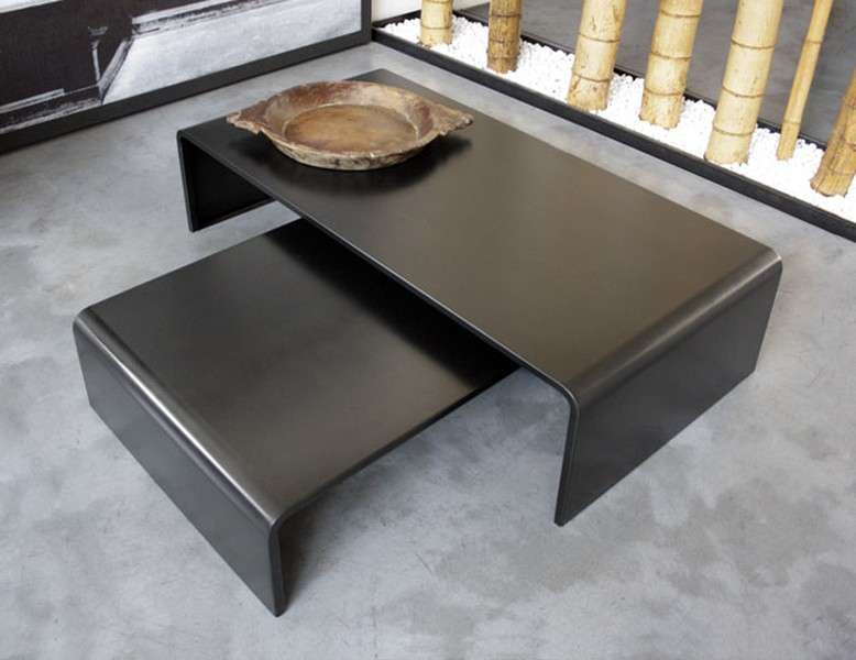 Table basse Solitaire Low table